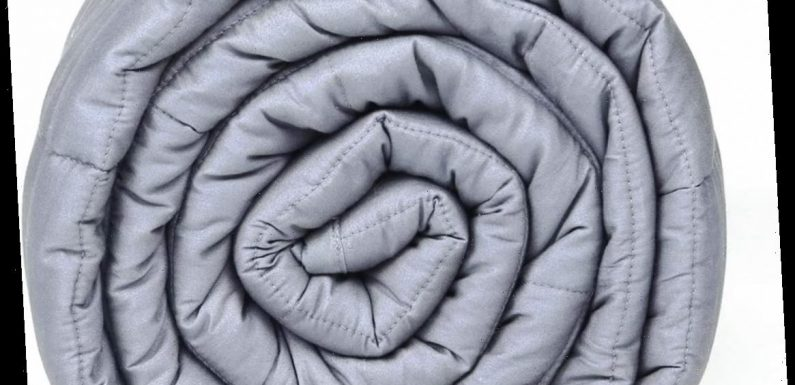Weighted blankets are the new insomnia cure – and they feature in the Amazon Black Friday sale