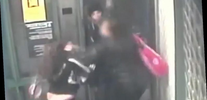 Older Woman Attacked by Maskless Couple Over Elevator Argument