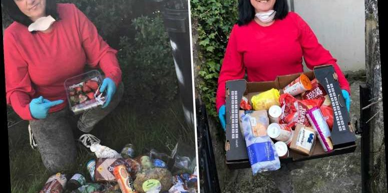 I stockpiled dozens of eggs, fruit & sauces but had to bin it all – I don't care I'm doing the vulnerable out of food – The Sun