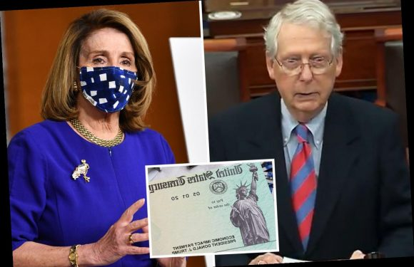 Stimulus deal must come THIS YEAR, McConnell says as he lashes out at Pelosi and Dems for delay