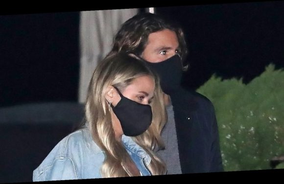 Brody Jenner Steps Out for Malibu Date With Actress Daniella Grace