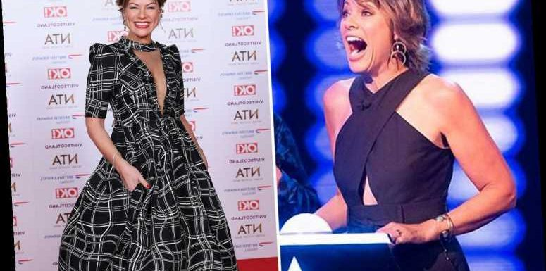 BBC newsreader Kate Silverton sheds two stone after gruelling home workouts ahead of 50th birthday