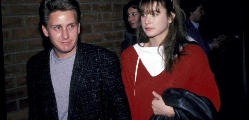 Demi Moore's Therapist Warned Her Against Marrying Emilio Estevez: 'If You Marry Him, You're Going To Ruin Your Life'