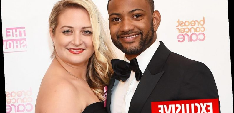 JLS star JB Gill sprayed in face by thugs at his family home during 3am raid