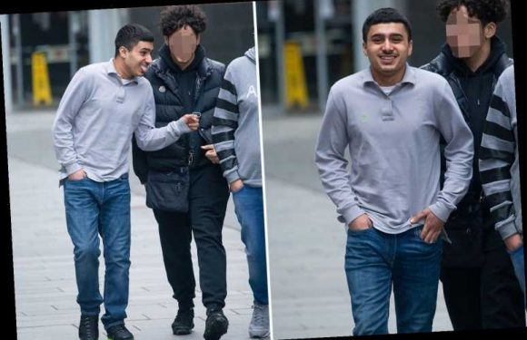 'Smirking' teen, 17, who sexually assaulted a lawyer, stole Mercedes and mugged teens in one-boy crime spree jailed