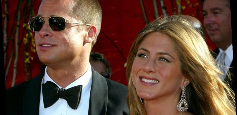 Matthew McConaughey Has Thoughts on the 'Sexual Tension' Between Jennifer Aniston and Brad Pitt