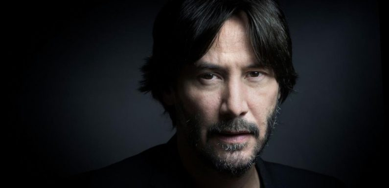 Move Over, Keanu Reeves! Is This 'The Devil Wears Prada' Star Coming for the 'John Wick' Actor's Title as the 'Internet's Boyfriend'?