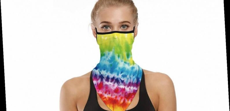 Up to 26% Off for Black Friday Week: This Face Covering Has a Secure Fit