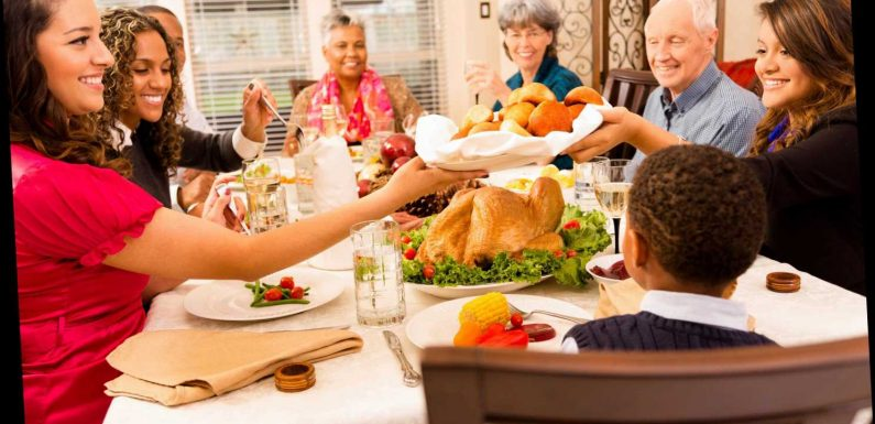 Majority of Americans will see their extended family for the first time in five months this holiday