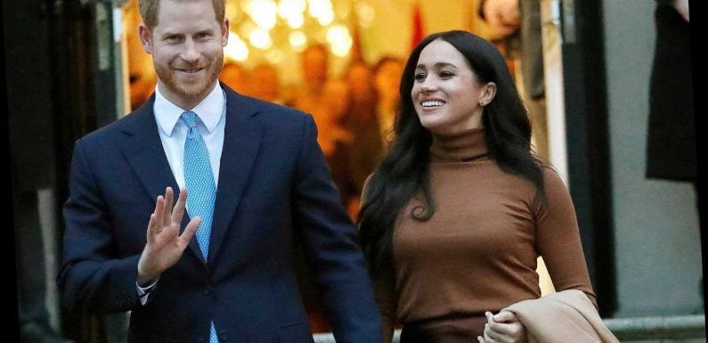 Meghan Markle and Prince Harry's Netflix doc 'will focus on year after splitting from royals with footage from Frogmore'