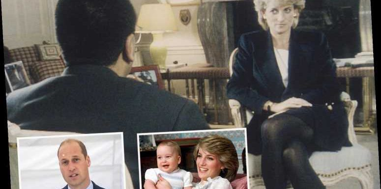 Prince William backs BBC probe into claims Panorama duped Princess Diana into 1995 interview