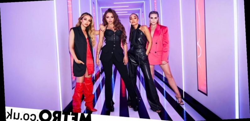 Little Mix: The Search: Since September crowned winners of competition
