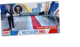The Moment When Networks Called The Presidential Race For Joe Biden