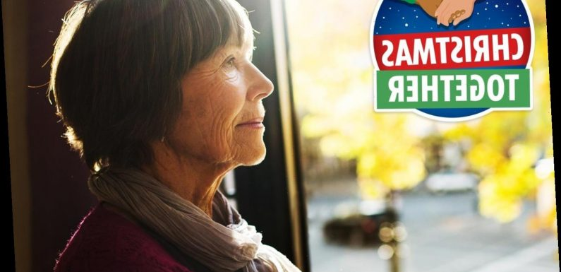 Join our Christmas Together campaign to bring festive cheer to those lonely in lockdown