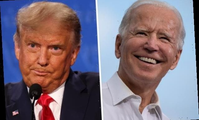 Biden-Trump Race Still Too Close to Call as Count Continues in Key States
