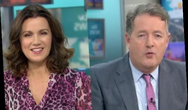 Piers Morgan does hilarious impression of Boris Johnson's 'jolly careful' speech as he blasts PM as 'embarrassing'