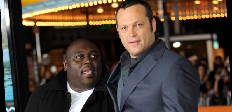 'Couples Retreat' Actor Faizon Love Sues Universal for Being Cut Off the Poster