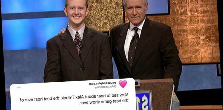 Jeopardy! fans want show champion Ken Jennings to replace Alex Trebek after beloved host's tragic cancer death