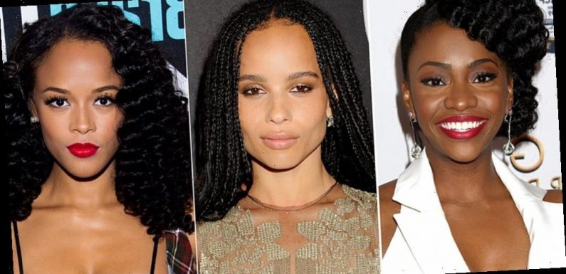 15 Natural Holiday Hairstyles Inspired by the Stars