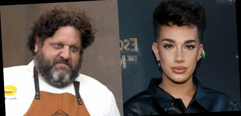 James Charles & Chef Aaron May Speak Out In Support of Charli D'Amelio