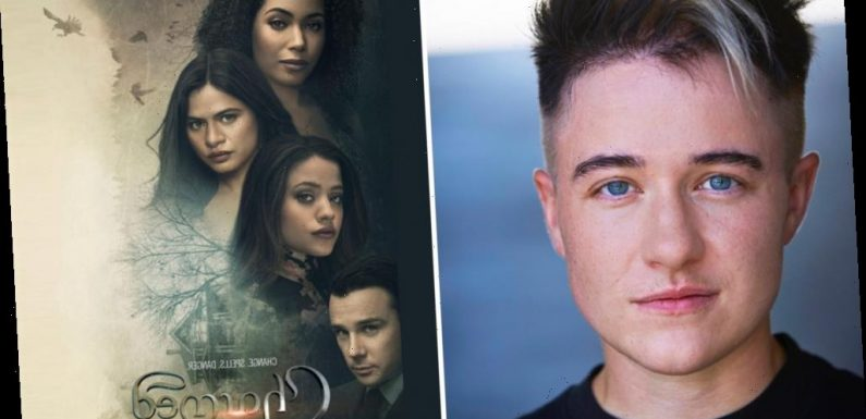 J.J. Hawkins To Play First Transgender Character On 'Charmed'