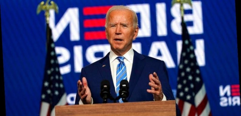 """Joe Biden Declares He's Not Claiming Victory, But Within Reach """"To Win The Presidency""""; CNN Calls Michigan For Ex-VP"""