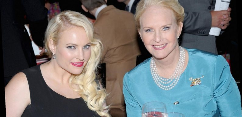 How Cindy and Meghan McCain reacted to Joe Biden's win