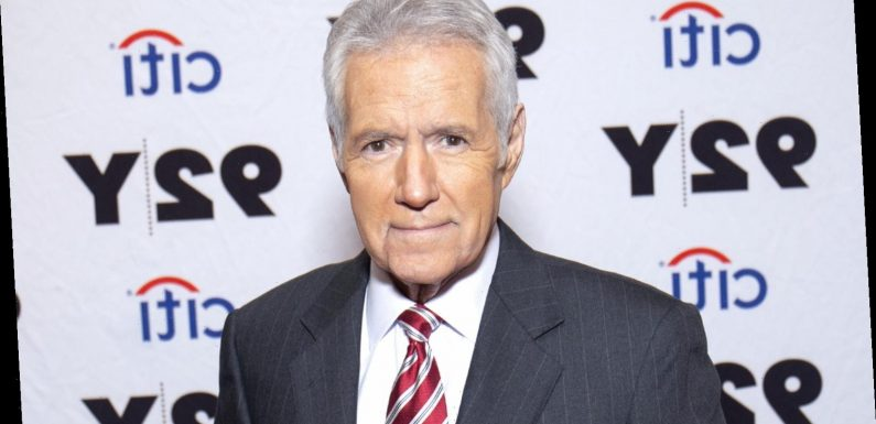 How Alex Trebek once saved his sister's life