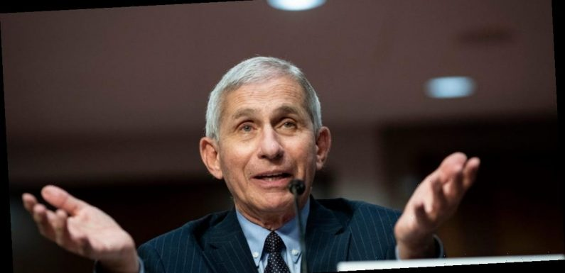Dr. Fauci says Pfizer's reported vaccine 90% efficacy rate is 'extraordinary'