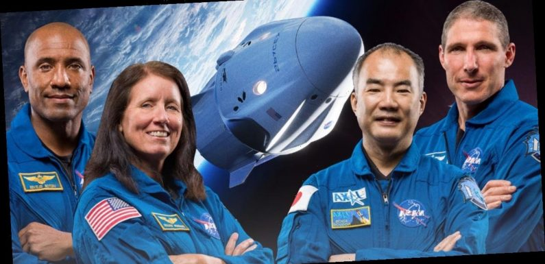 Meet the 4 astronauts about to launch on SpaceX's first operational human mission for NASA
