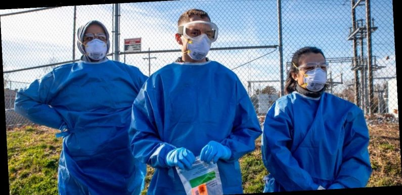 Doctors and health officials in US coronavirus hotspots tell the same story: We're being villainized and ignored while trying to save lives