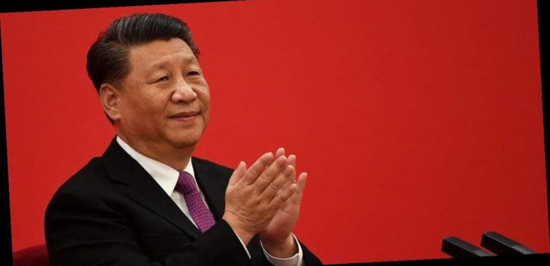 China's Xi Jinping pledged to work with other countries to accelerate COVID-19 vaccinations
