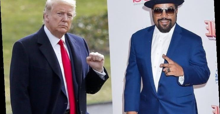 Ice Cube Dragged for Asking Why people Are Mad at Him Following Trump Meeting