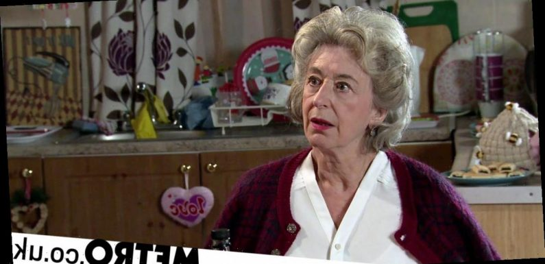 Spoilers: Evelyn in Corrie is rocked by a tragic death