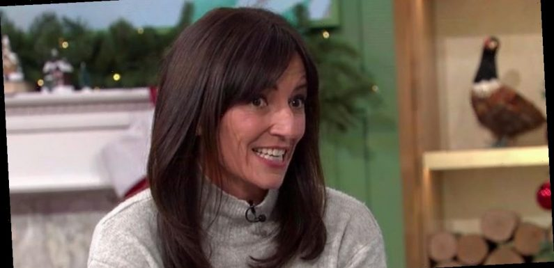Davina McCall teases The Masked Singer celeb identities with cryptic accent hint