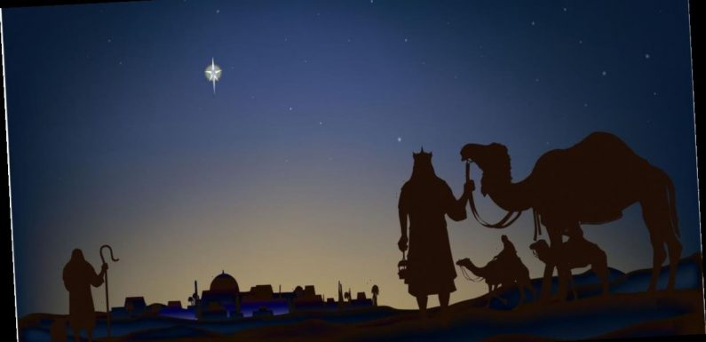 UFO believer bizarrely claims Jesus was an alien and Christmas Star a spaceship