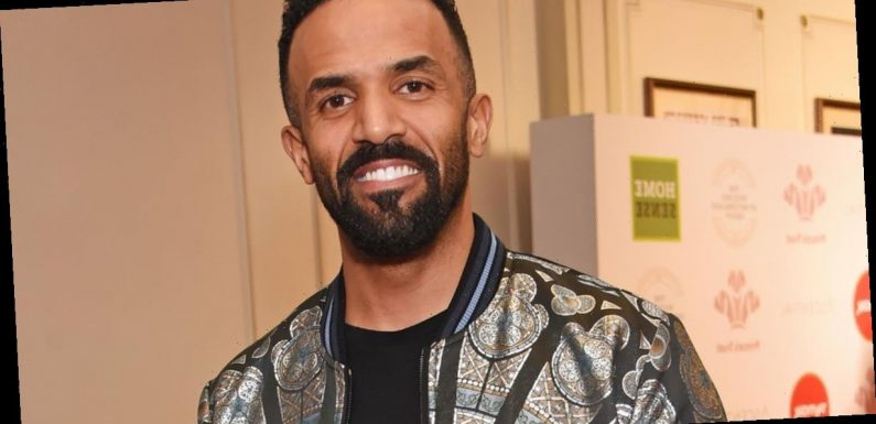 Craig David caps epic comeback with MBE as New Year's Honours are announced