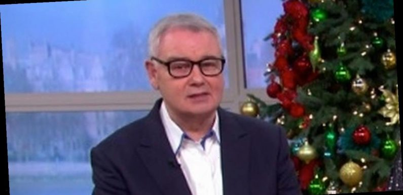 This Morning fans in meltdown over Eamonn Holmes' 'handsome' transformation
