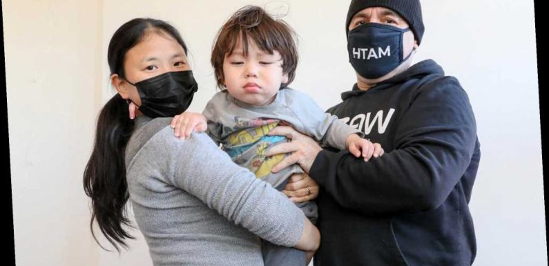East Village family is trapped in lead-poisoning nightmare