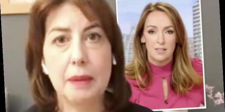 Labour MP squirms as BBC host erupts at business bailout plan: 'How will you pay for it?!'