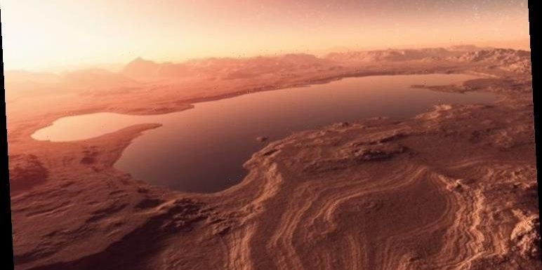 Life on Mars: Astronauts living on Red Planet could extract O2 from water with new device