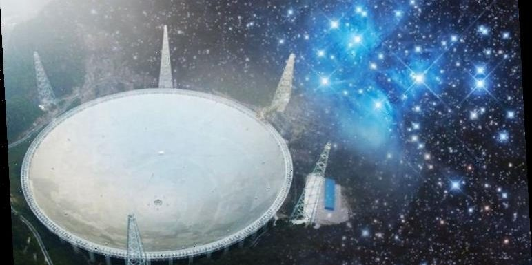 Astronomy breakthrough: 'Many civilisations out there' as search for alien life ramps up