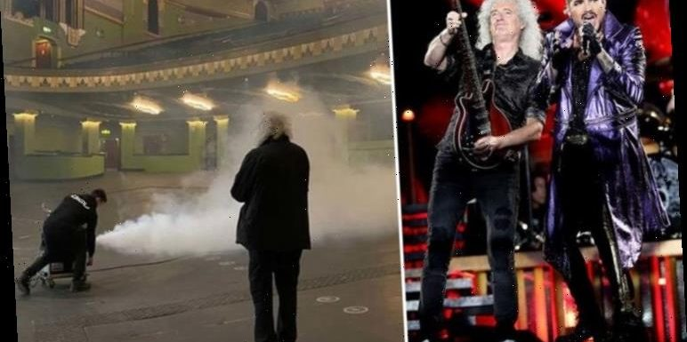 Queen and Adam Lambert: Brian May designing pandemic airflow system to save 2021 concerts