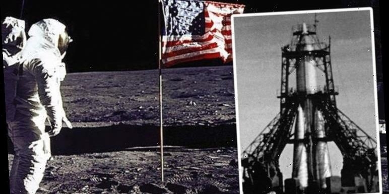 Moon landing mystery: Soviet's secret 'manned mission' nine years before Apollo 11