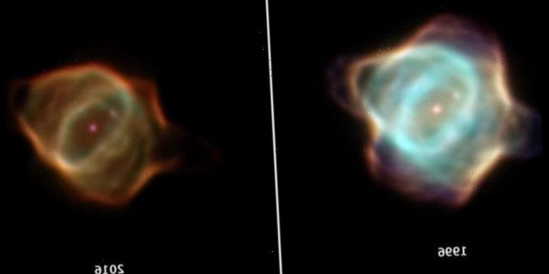 NASA news: Hubble captures 'unprecedented fading' of Stingray Nebula – 'Exceeding rare'