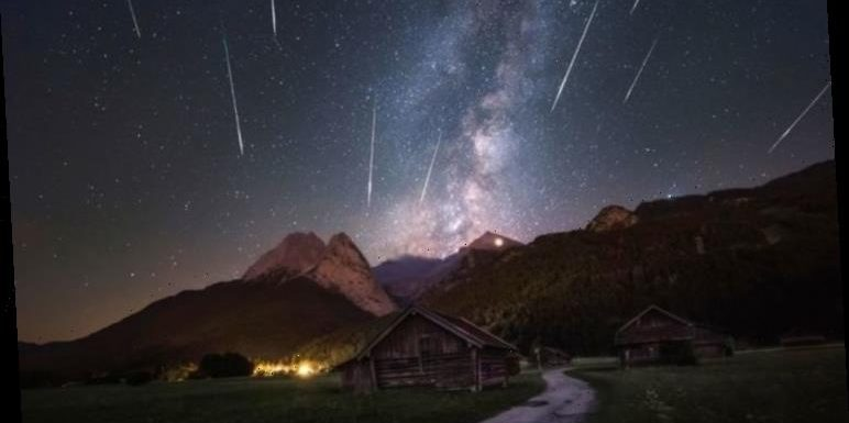 Meteor shower to peak tonight: How to see shooting stars