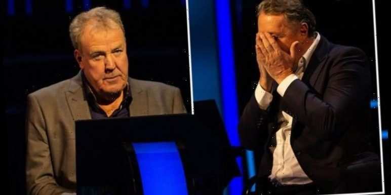 Piers Morgan ends 10-year Jeremy Clarkson feud for Who Wants To Be A Millionaire stint