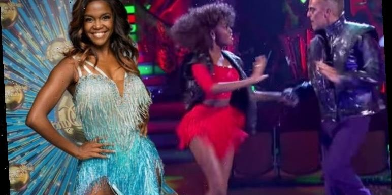 Oti Mabuse's former partner details 'shambolic' Strictly Come Dancing routine 'Felt off'
