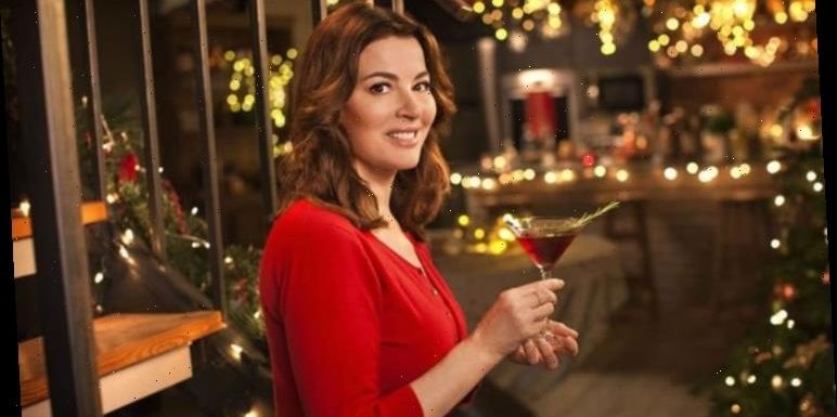Nigella Lawson admits she is still eaten up by fear over appearing on-screen