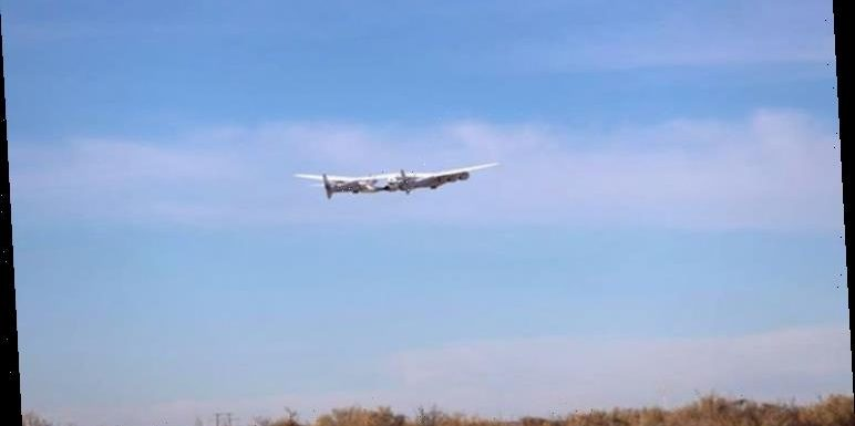 Virgin Galactic launch: SpaceShipTwo Unity completes milestone test